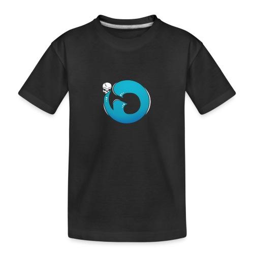 Logo iG | Team Esport - T-shirt bio Premium Ado