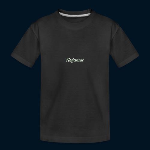 camicia di flofames - Maglietta ecologica premium per ragazzi