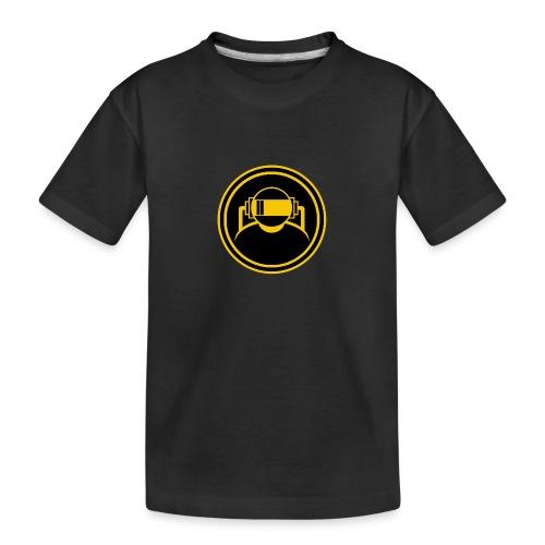 Mens Slim Fit T Shirt. - Teenager Premium Organic T-Shirt