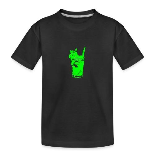 zz_ultima_verde_moji_5_900x900_nuovo_rit - Maglietta ecologica premium per ragazzi