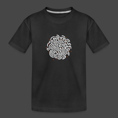 Bliss State 1 - Teenager Premium Bio T-Shirt