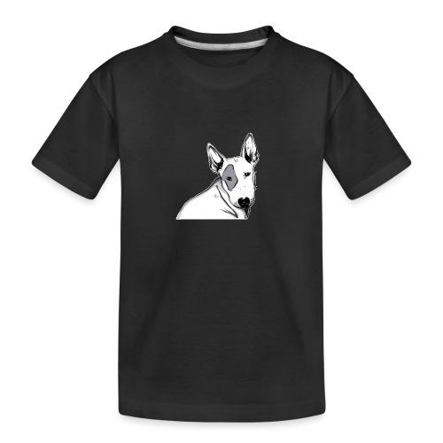 Bull Terrier 2 - T-shirt bio Premium Ado