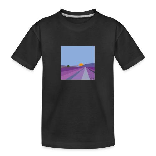 Lavande - T-shirt bio Premium Ado