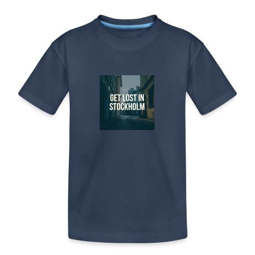 Stochholm - Camiseta orgánica premium adolescente