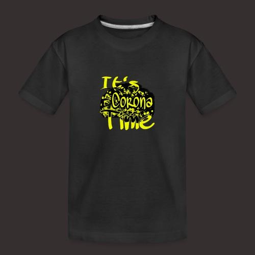 Corona - Teenager Premium Bio T-Shirt