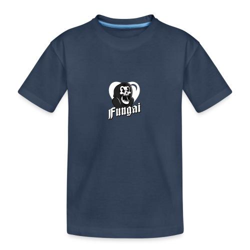 Fungai - Ekologisk premium-T-shirt tonåring