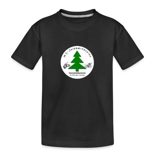 MCJul - Teenager premium T-shirt økologisk