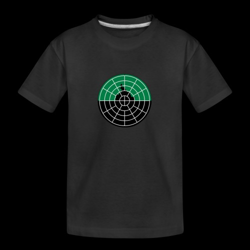 U-Boot Periskop - Teenager Premium Bio T-Shirt