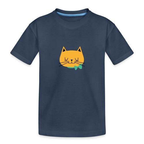 cat - T-shirt bio Premium Ado