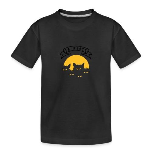 la meute - T-shirt bio Premium Ado