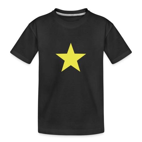 étoile couleurs modifia.. - T-shirt bio Premium Ado
