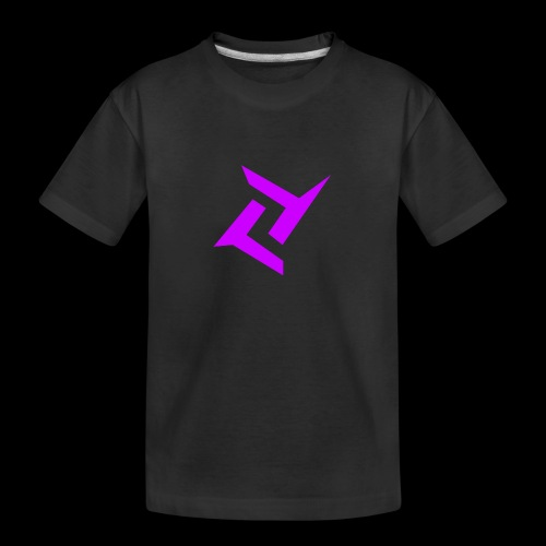 New logo png - Teenager premium biologisch T-shirt
