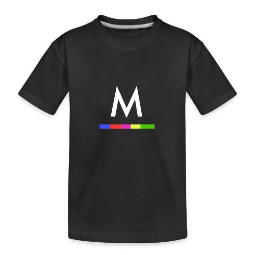 Metro - Camiseta orgánica premium adolescente