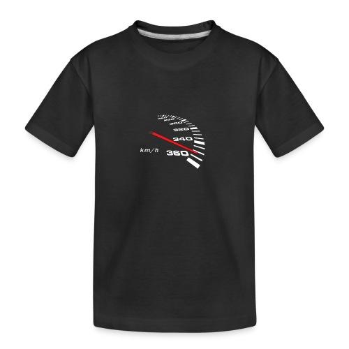 Turbo Tacho Extrem Tuning - Teenager Premium Bio T-Shirt