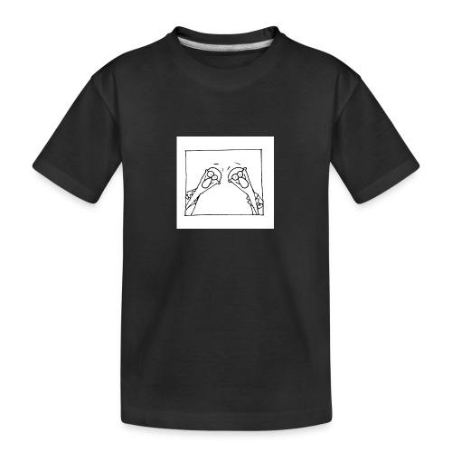 w14 oni - Ekologiczna koszulka młodzieżowa Premium