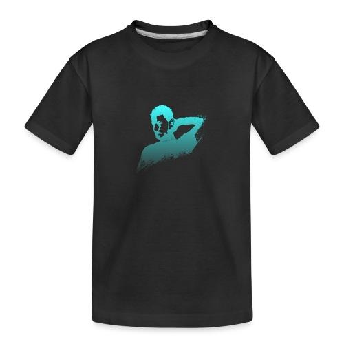 illustration zoom dario - T-shirt bio Premium Ado