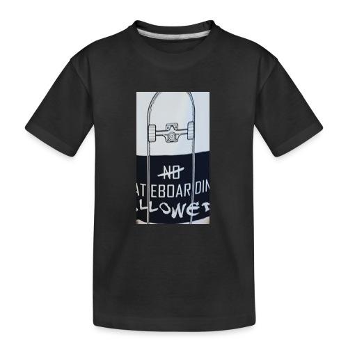 My new merchandise - Teenager Premium Organic T-Shirt