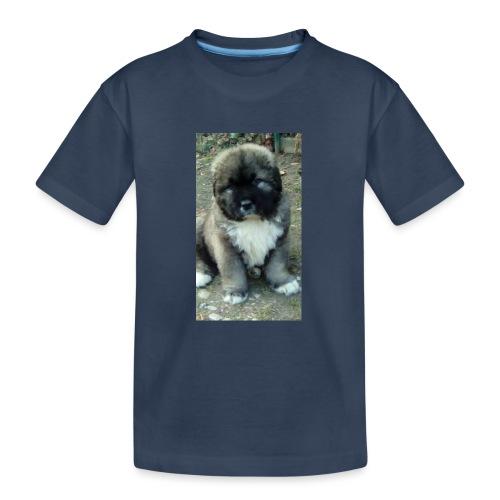 Kolekcja Kazan - Ekologiczna koszulka młodzieżowa Premium