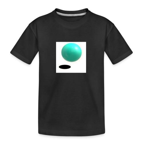 sing - Camiseta orgánica premium adolescente