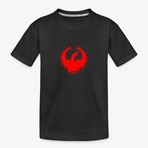 GamerDragon - Teenager Premium Organic T-Shirt