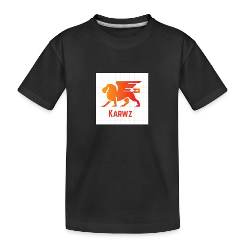 Karwz collection - Teenager premium T-shirt økologisk