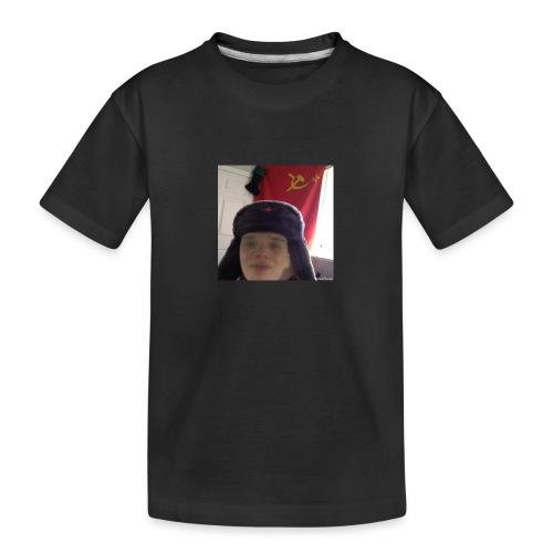Kommunisti Saska - Teinien premium luomu-t-paita