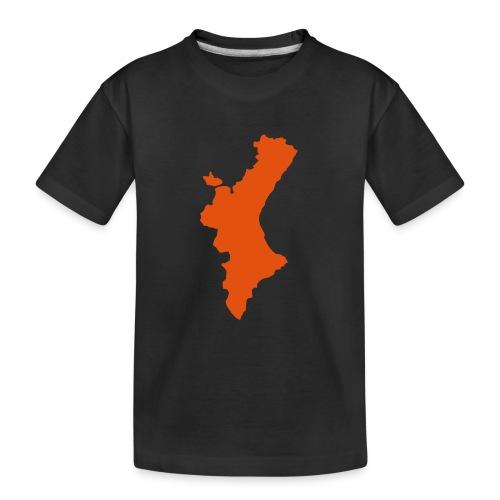 València - Camiseta orgánica premium adolescente