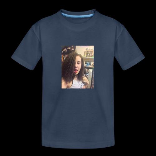 freya ft one d - Teenager Premium Organic T-Shirt