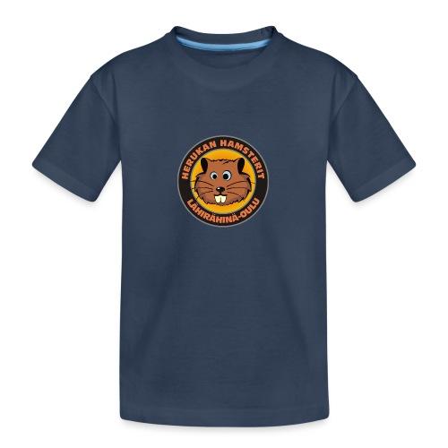 Herukan Hamsterit - Teinien premium luomu-t-paita