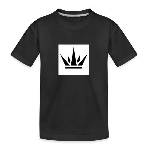 King T-Shirt 2017 - Teenager Premium Organic T-Shirt