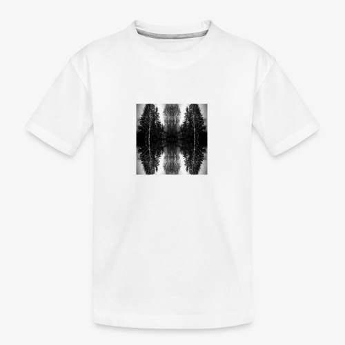 Riihi - Teinien premium luomu-t-paita