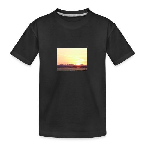 IMG 0709 - Teenager premium T-shirt økologisk