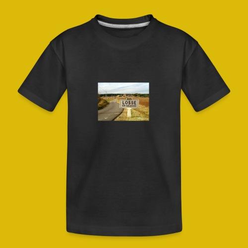 la LOOSE en gelée - T-shirt bio Premium Ado