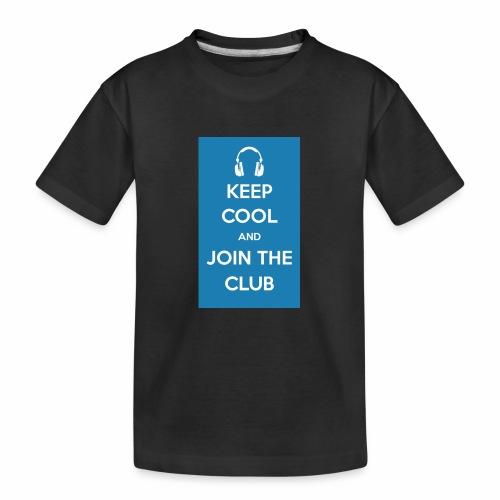 Join the club - Teenager Premium Organic T-Shirt