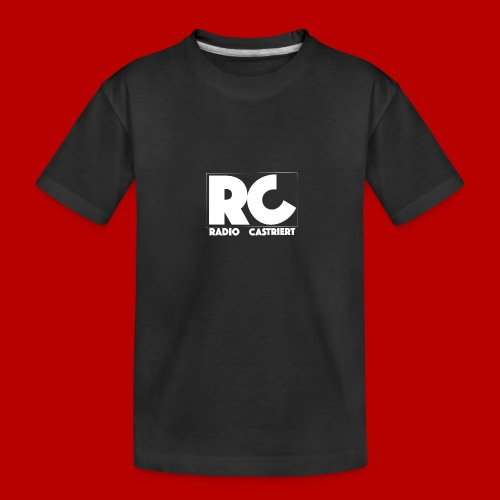 Radio CASTriert 2017/2018 - Teenager Premium Bio T-Shirt