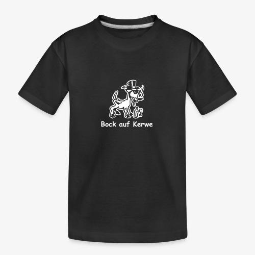 Bock auf Kerwe - Teenager Premium Bio T-Shirt