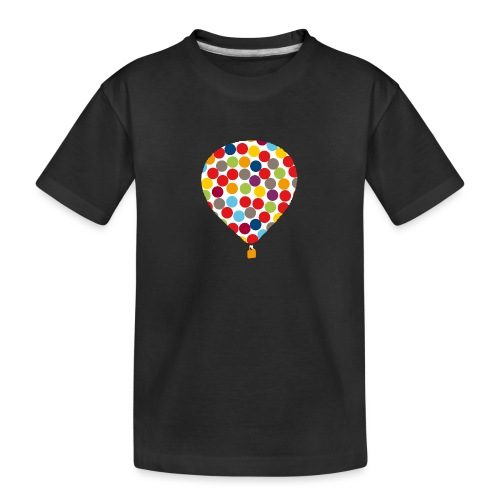 InklusionsBallon - Teenager Premium Bio T-Shirt