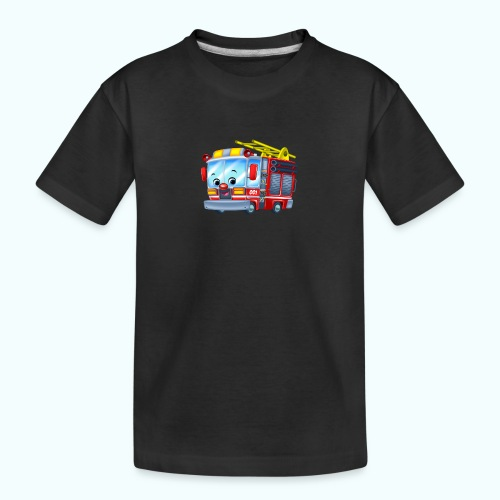 Firetruck Arthur Collection - Teenager Premium Organic T-Shirt