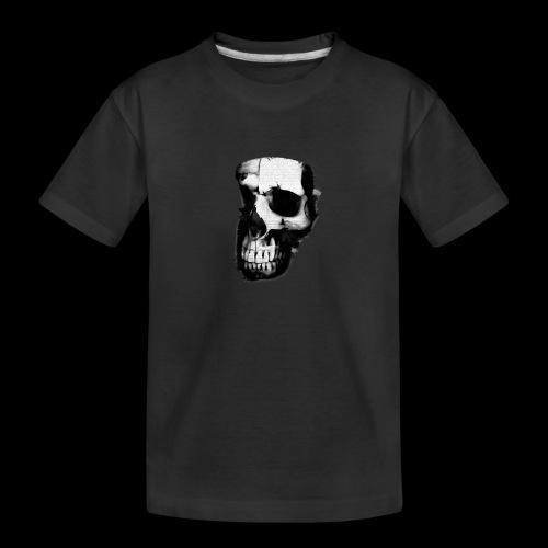 teschio darktrasp - Maglietta ecologica premium per ragazzi