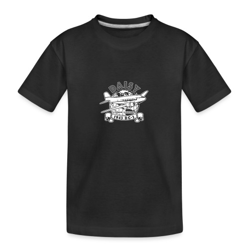 Daisy Globetrotter 2 - Ekologisk premium-T-shirt tonåring
