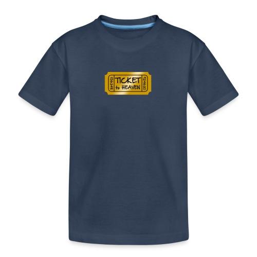 Ticket to Heaven - Teenager Premium Bio T-Shirt
