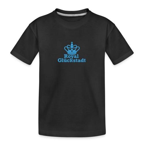 Royal Glückstadt - Teenager Premium Bio T-Shirt