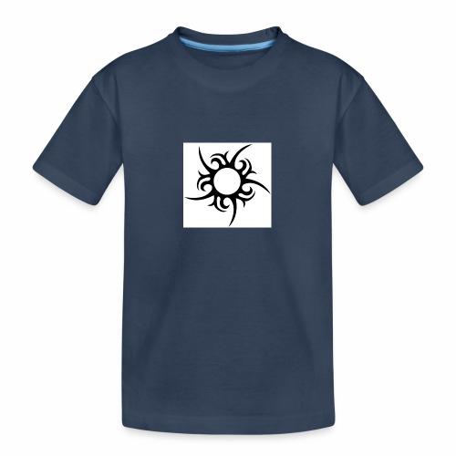 tribal sun - Teenager Premium Organic T-Shirt