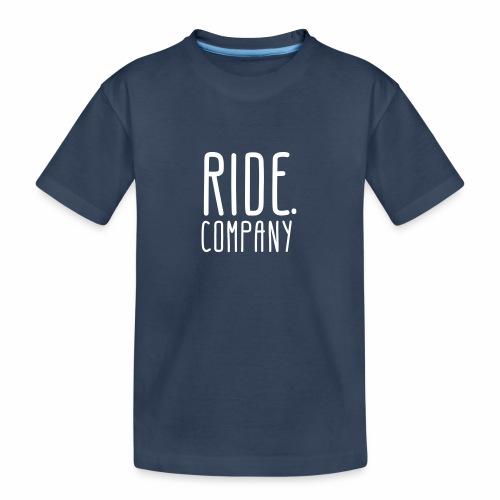 RIDE.company - just RIDE - Teenager Premium Bio T-Shirt