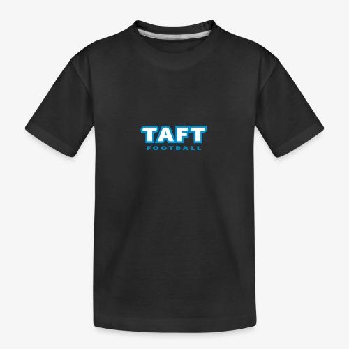 4769739 124019410 TAFT Football orig - Teinien premium luomu-t-paita