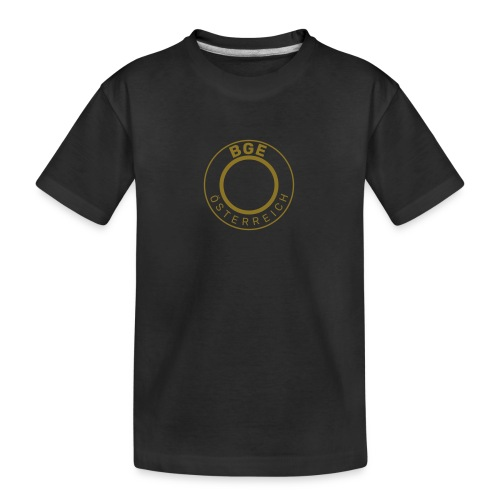 BGE-Österreich - Teenager Premium Bio T-Shirt
