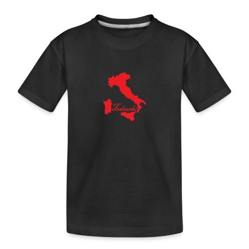 Tedeschi rouge - T-shirt bio Premium Ado