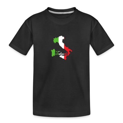 Tedeschi italie - T-shirt bio Premium Ado