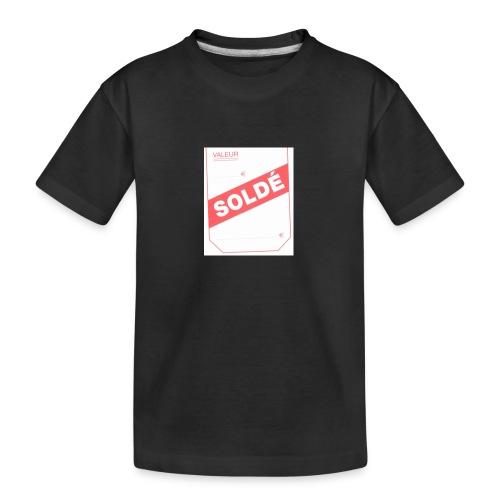 soldé - T-shirt bio Premium Ado