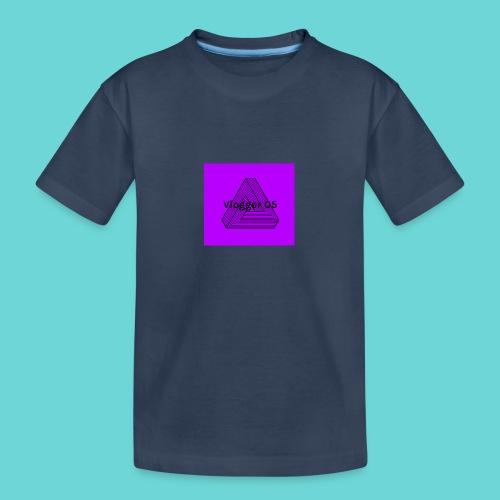 2018 logo - Teenager Premium Organic T-Shirt